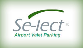 Select Airport Parking - Valet