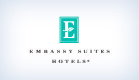Embassy Suites Outdoor World Hotel - Valet