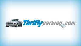 Thrifty and Dollar Car Rental Parking - Valet