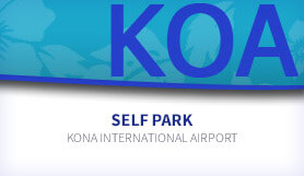 Kona International Airport at Keahole Self