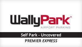 WallyPark Premier Express - Self Park - Uncovered - Los Angeles