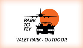 Park To Fly - Valet Park -  Outdoor - Orlando
