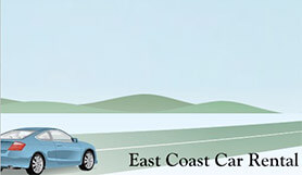 East Coast Car Rental - Self