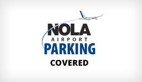 NOLA Airport Parking - Covered