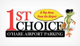 1st Choice OHare Airport Parking - Covered