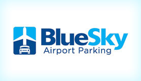 Blue Sky Airport Parking - Self