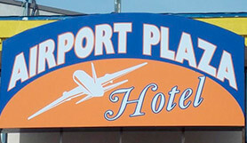Airport Plaza Hotel  - Self