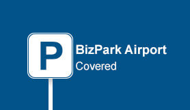 BizPark Airport Parking Covered