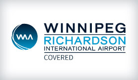 Winnipeg Airport Long Term Parking Covered
