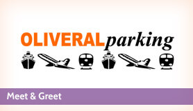 Oliveral Parking - Meet & Greet - Covered - Valencia