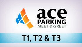 Heathrow ACE Parking Meet & Greet T2 & T3