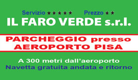 Il Faro Verde - Park and Ride - Uncovered - Pisa