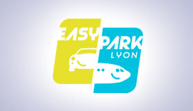 EasyPark - Park and Ride - Outdoor - Lyon