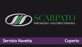 Scarpato Garage - Park and Ride - Covered - Naples