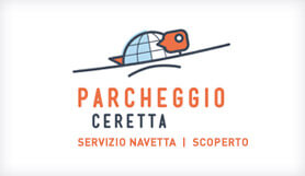 Parcheggio Ceretta - Park and Ride - Uncovered - Turin