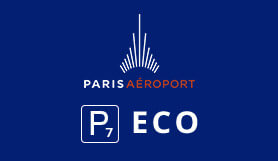P7 Eco - Official Onsite Car Park - Outdoor - Paris Orly