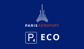 P4 Eco - Official Onsite Car Park - Outdoor - Paris Orly