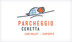 Parcheggio Ceretta - Meet & Greet - Covered - Turin