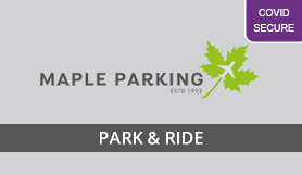 Stansted Maple Parking - Park and Ride