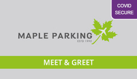 Stansted Maple Parking - Meet and Greet