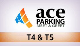 Heathrow ACE Parking Meet & Greet T4 & T5