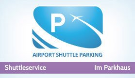 Airport Shuttle Parking - Park & Ride - Covered - Düsseldorf