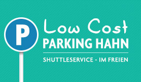 Low Cost Parking - Park & Ride - Uncovered - Hahn - RYN