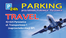Parking Travel - Park & Ride - Katowice
