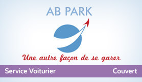 AB Park Lyon Est - Meet and Greet - Indoor - Lyon Airport
