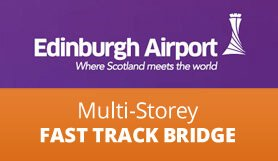 Edinburgh Terminal Multi-Storey With Fast Track Bridge