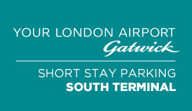 Gatwick Short Stay Parking - South Terminal