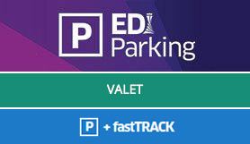 Edinburgh - Valet + fastTRACK