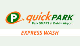 QuickPark Premium Park and Ride - Express Wash