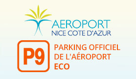P9 Eco - Official car park - On site - Nice