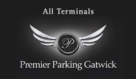 Premier Parking - Gatwick - Meet and Greet