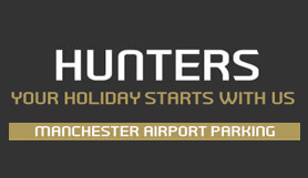 Manchester Hunters Airport Parking - Park and Ride