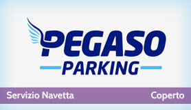Pegaso Parking - Park & Ride - Covered - Catania