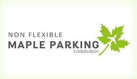Maple Parking Edinburgh Meet & Greet – Non Flexible