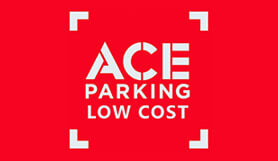 Ace Parking - Park & Ride - Uncovered - Brussels Charleroi