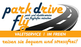 Park Drive Fly - Meet & Greet - Uncovered - Munich Airport