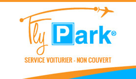 FlyPark - Meet & Greet  - Outdoor - Charles de Gaulle