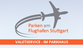 Parken am Flughafen Stuttgart - Meet & Greet - Covered - Stuttgart