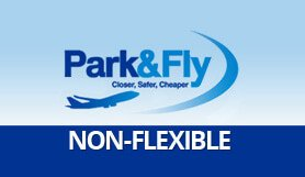 Newcastle Park & Fly - Non Flex