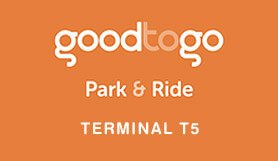 Heathrow - Good to Go Park & Ride T5 - Non Flex