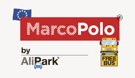 Alipark Marco Polo - Park & Ride - Uncovered - Venice Port