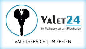 VALET24 - Meet & Greet - Uncovered - Frankfurt Main