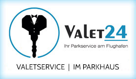 VALET24 - Meet & Greet - Covered - Frankfurt Main