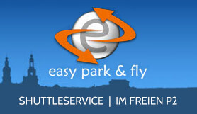 Easy Park & Fly - Park & Ride - Uncovered P2 - Dresden