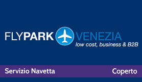 Fly Park - Park and Ride VIP - Covered - Venice Port