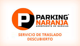 Parking Naranja - Park & Ride - Uncovered - Madrid